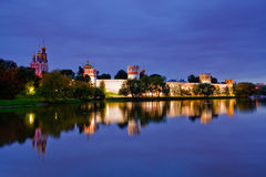 Novodevichy Convent royalty free stock images