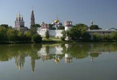 Novodevichy Convent Stock Photography