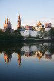 Novodevichy Convent 3 Royalty Free Stock Photography