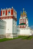 Novodevichy Convent Stock Photos