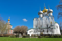 Novodevichy Convent Stock Images