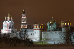 Novodevichy Convent Royalty Free Stock Photos