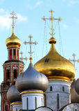 Novodevichy Convent Stock Photography
