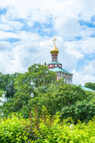 Novodevichy Convent Stock Image