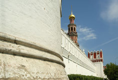 Novodevichy Convent, Moscow Royalty Free Stock Photography