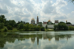 Novodevichy Convent, Moscow Stock Photo