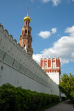 Novodevichy Convent in Moscow Royalty Free Stock Photography