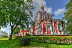 Free Novodevichy Convent - Moscow, Russia Stock Photo - 145447800