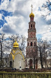 Novodevichy Convent, Moscow, Russia Stock Image