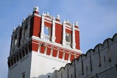 Novodevichy convent in Moscow. Stock Photos