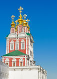 Novodevichy Convent, Russia Royalty Free Stock Images