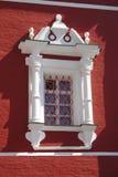novodevichy fönster för kloster Royaltyfri Fotografi