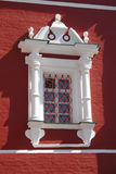 novodevichy klasztoru okno Fotografia Royalty Free