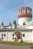 Novodevichy Kloster lizenzfreie stockfotos