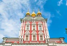 Novodevichy Kloster Stockbilder