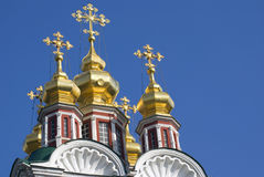 Novodevichy Kloster Lizenzfreie Stockfotografie