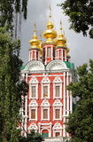 Novodevichy Monastery Royalty Free Stock Photos