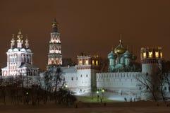 Novodevichyklooster Royalty-vrije Stock Foto's