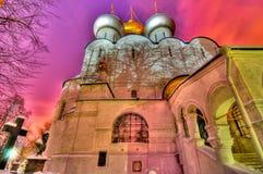 Novodevichyklooster Royalty-vrije Stock Afbeeldingen
