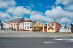 Novogrudok, Belarus, photos libres de droits