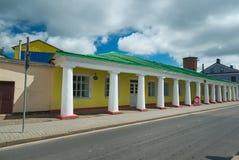 Novogrudok, Belarus,. View of the old architecture in Novogrudok, Belarus, 6 July 2017 Stock Images