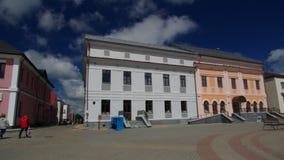 Novogrudok, Bielorrusia almacen de metraje de vídeo