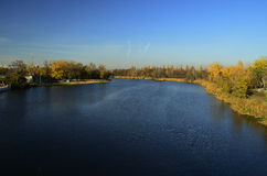Novomoskovsk Zdjęcie Royalty Free