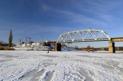 Novomoskovsk Imagens de Stock