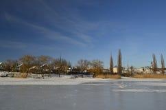 Novomoskovsk Zdjęcie Stock