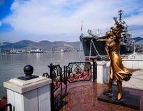 Novorossiysk Imagen de archivo libre de regalías
