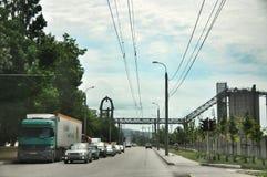 Novorossiysk stock foto