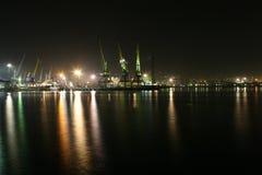 Novorossiysk portuário Fotografia de Stock