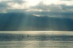 Novorossiysk Seascape Obrazy Royalty Free