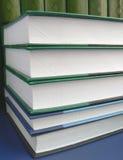 Novos livros Fotografia de Stock Royalty Free