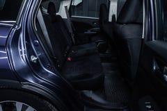 Novosibirsk, Ρωσία - 16 Νοεμβρίου 2018: Honda χρώμιο-Β στοκ φωτογραφία