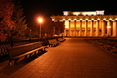 Novosibirsk Royalty Free Stock Photography