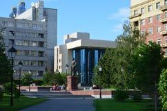NOVOSIBIRSK, RÚSSIA - 30 DE JULHO DE 2016 imagem de stock royalty free