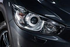 Novosibirsk Rosja, Luty, - 19, 2019: Mazda CX-5 zdjęcie royalty free