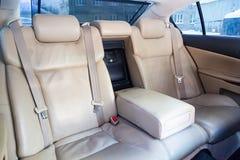 Novosibirsk, Rusia - 17 de enero de 2019: Lexus GS300 imágenes de archivo libres de regalías