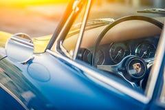 Novosibirsk, Russie - 16 juin 2017 : Porsche 356 photos stock