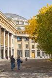Novosibirsk state academic theatre of Opera and ballet. Novosibi Royalty Free Stock Photography