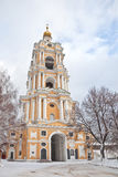 Novospassky friary Stock Photography