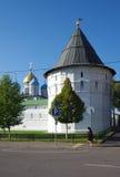 novospassky kloster Royaltyfri Bild
