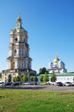 novospassky kloster Royaltyfria Bilder