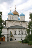 Novospassky Kloster. Moskau 3 Lizenzfreie Stockfotos