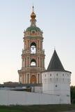 Novospassky Kloster. Moskau 9 Stockfoto
