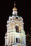 Novospassky monastery in Moscow Royalty Free Stock Image