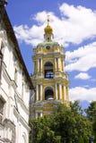 Novospassky monastery, Moscow Royalty Free Stock Photo