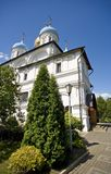 Novospassky monastery, Moscow Stock Photo
