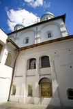 Novospassky monastery, Moscow Royalty Free Stock Image